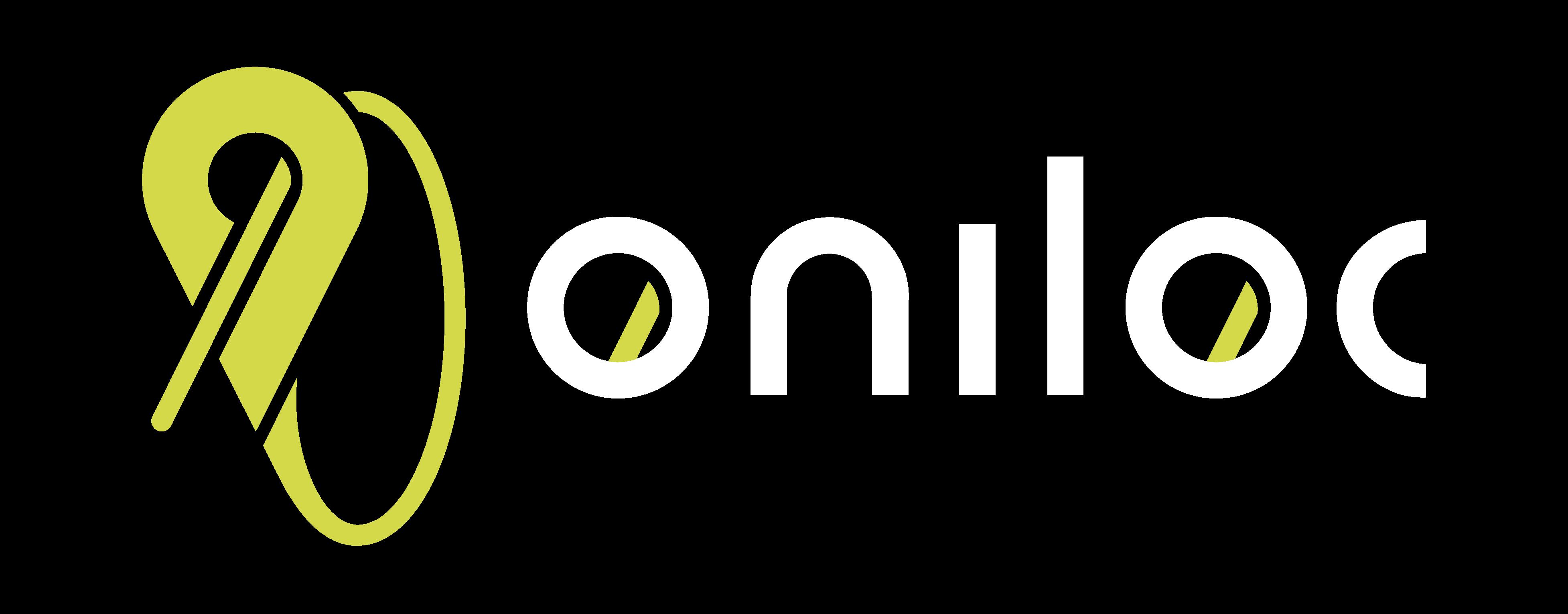 Logo Oniloc_bianco