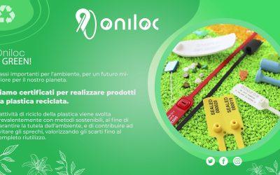Certificazione plastica riciclata