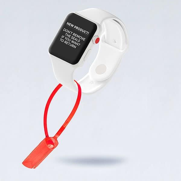 Sigillo Poseidone applicato su orologio gioielli - Oniloc