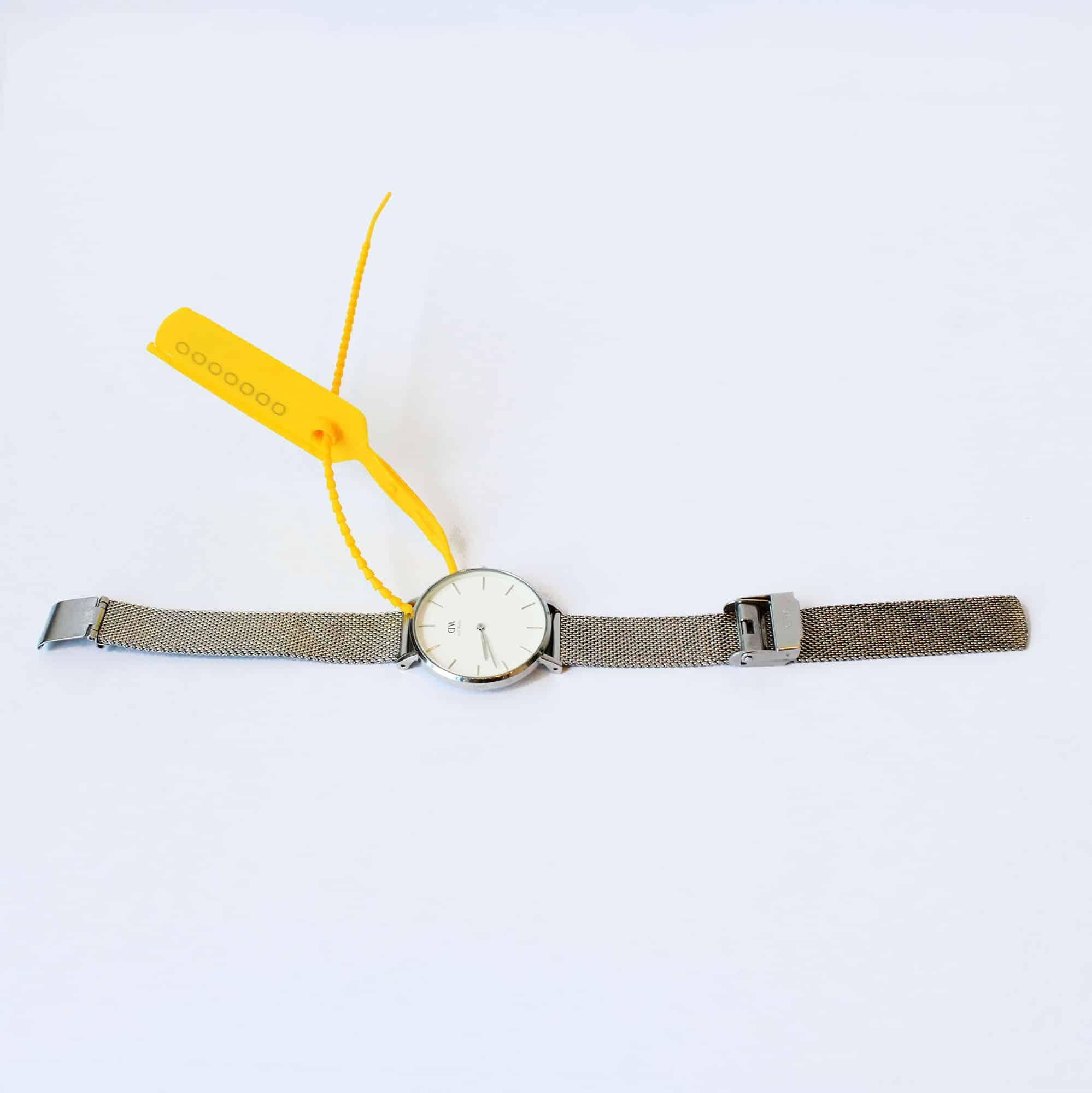 Sigillo Demetra applicato su orologio gioielli - Oniloc