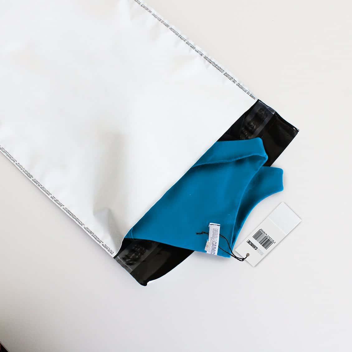 Busta sicurezza moda ecommerce